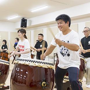 和太鼓教室のイメージ